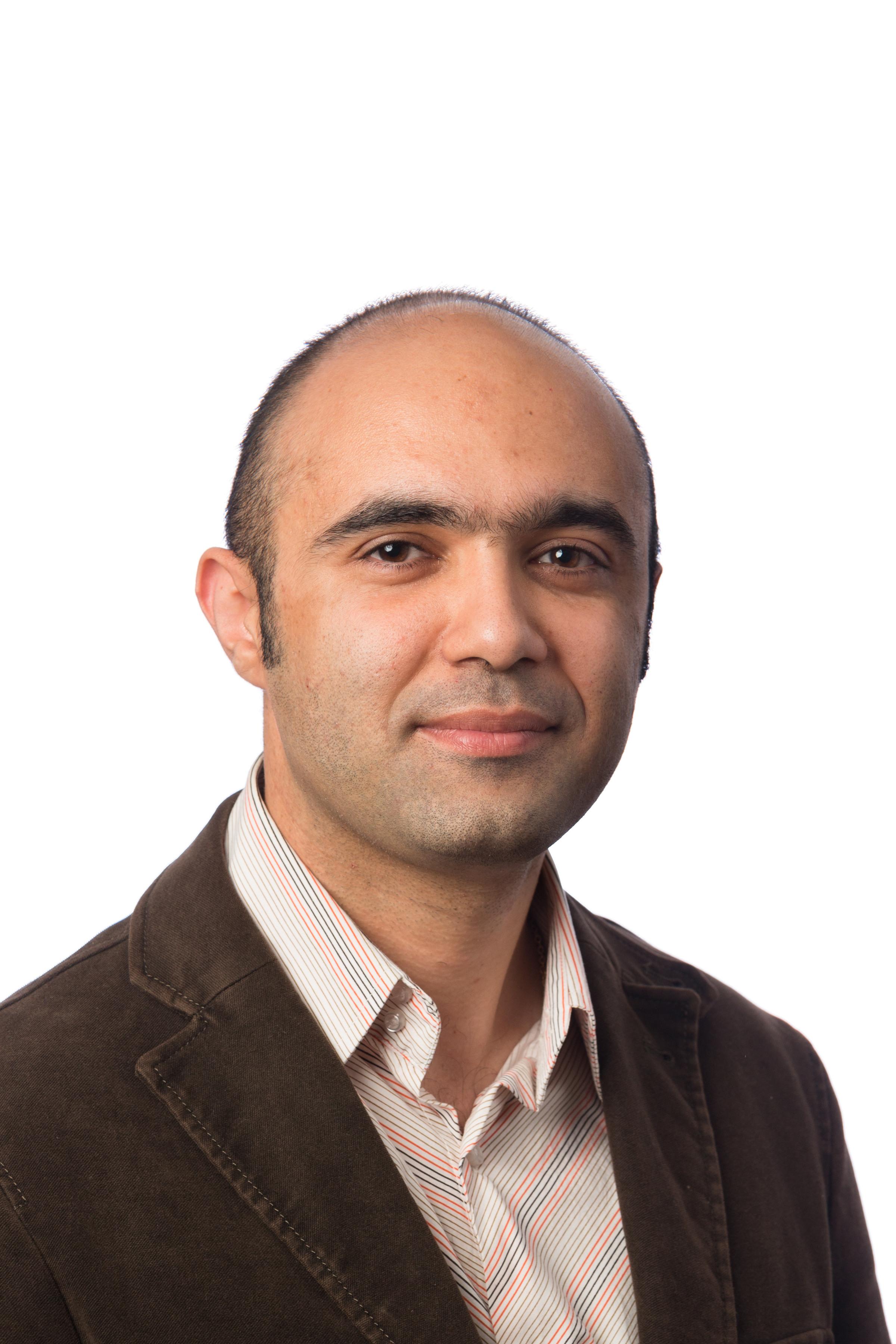 Kamran Eshghi