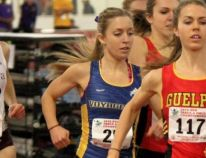 Track Ends Season with 8th Place Finish at OUA Championships