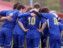 A Stalemate Marks the Beginning of the Season for Men's Soccer