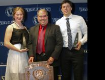 Voyageurs Celebrate a Great 2014-15