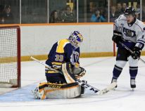 Double Overtime Loss for the Voyageurs in a Rough Game