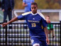 Men's Soccer Blanked 1-0 in Defensive Battle at UOIT