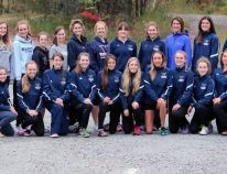 Voyageurs' Cross Country Makes History: Cracks Top 10 in CIS Rankings